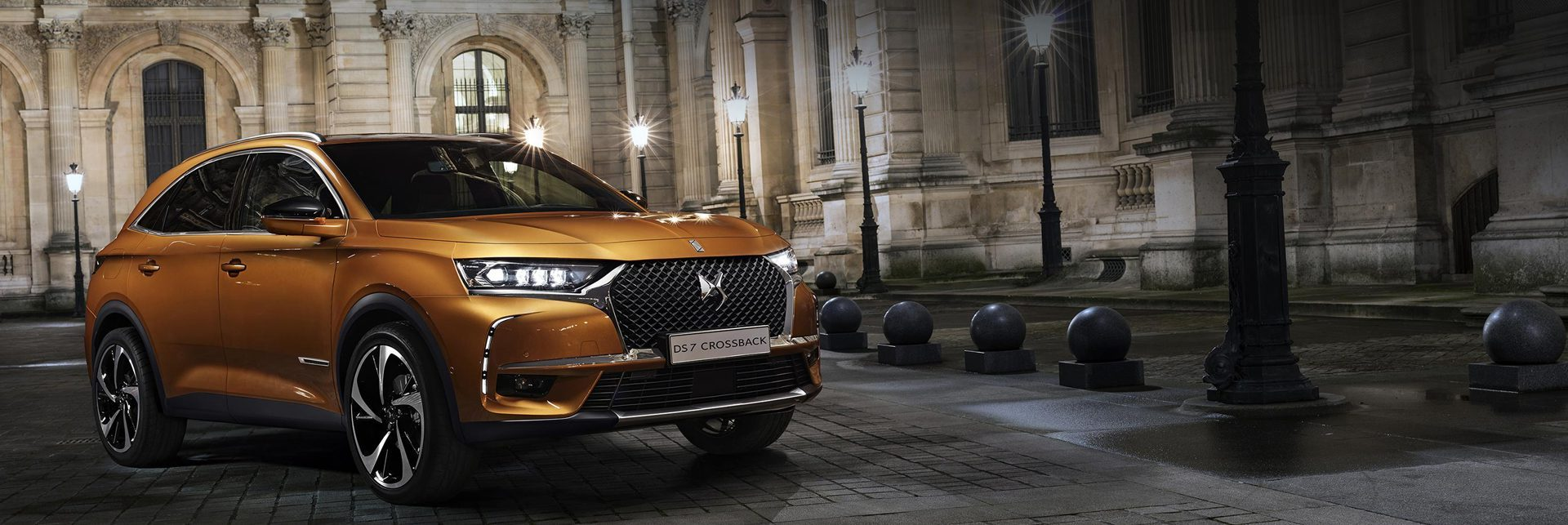DS 7 Crossback Performance Line £359 per Month