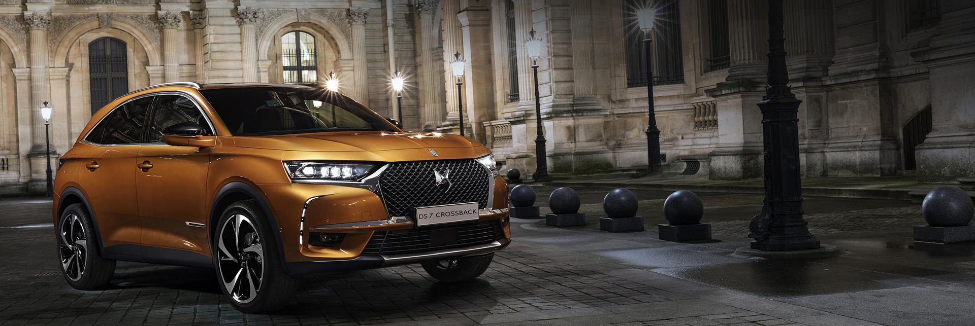 DS 7 Crossback Performance Line £349 per Month