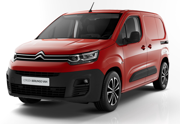 New Citroen Berlingo BHDI 100 M 1000kg Enterprise