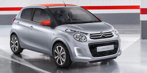 Special Offer: Drive Away in a Citroen C1 from £139 per Month