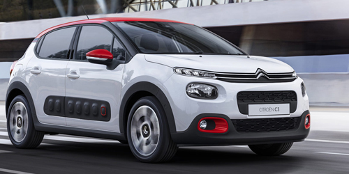 Special Offer: Purchase a New Citroen C3 for £179 per Month & get 3 Years FREE Servicing