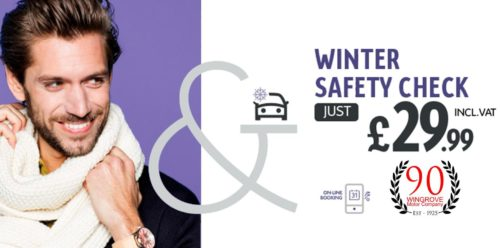 Wingrove Winter Safety Check