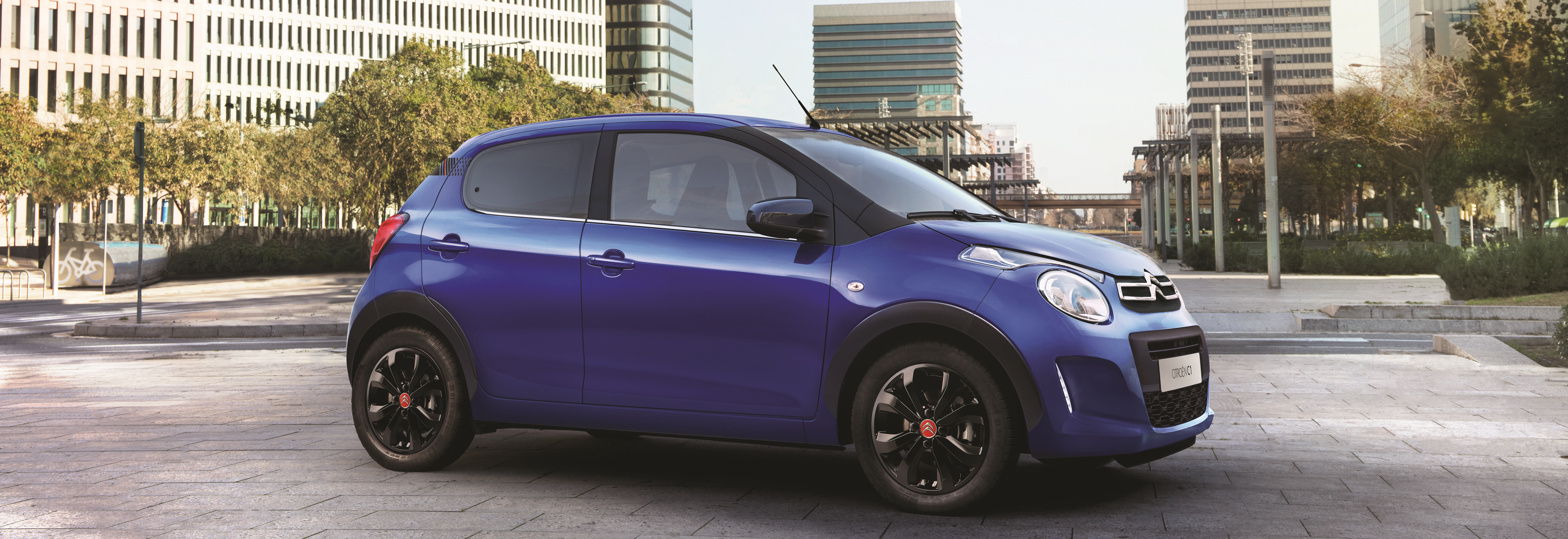 New Citroen C1 from only £165 per Month