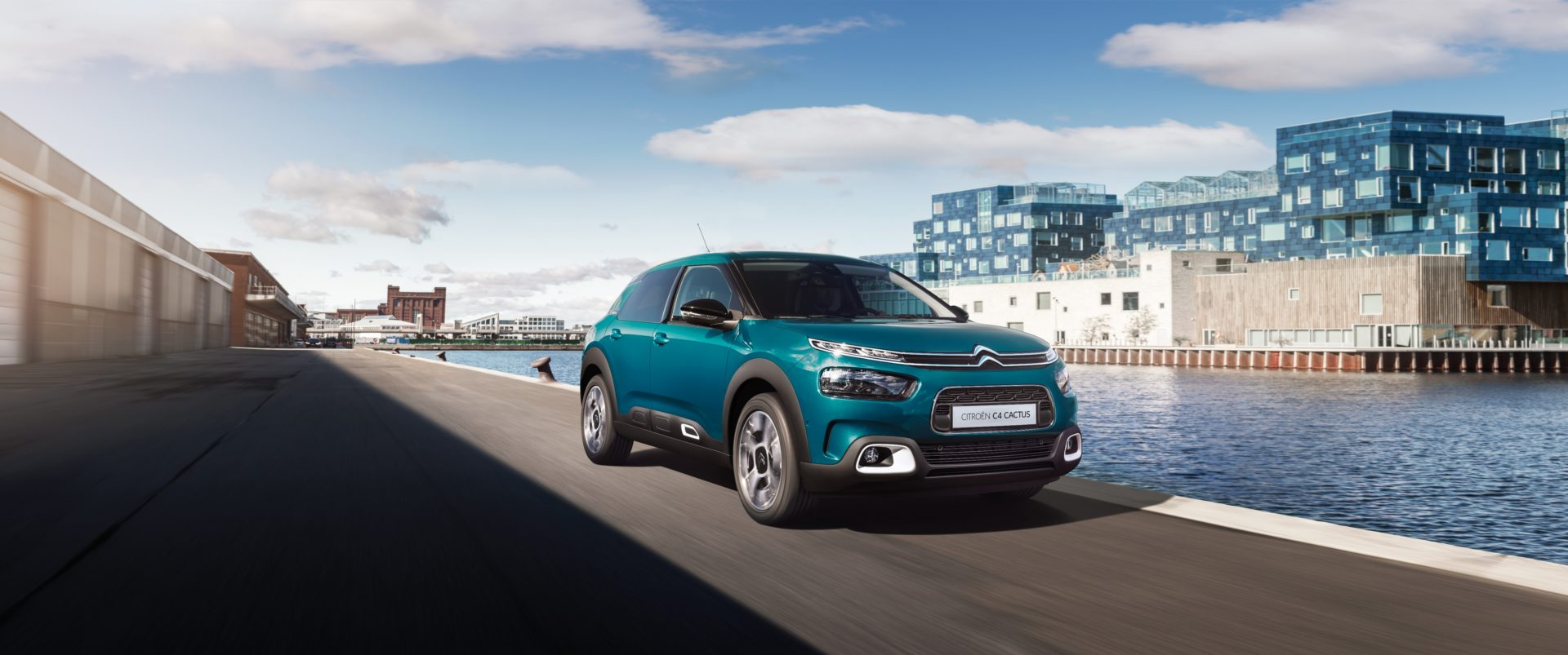 New Citroen C4 Cactus for £245 per Month