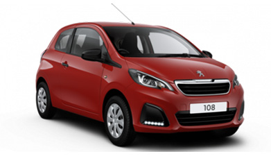 Peugeot 108 Vti 68 5 Door Active