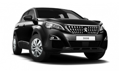 Peugeot 3008 SUV PureTech 130 Manual Allure