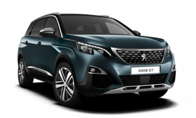 Peugeot 5008 SUV BHDI 130 Manual Allure