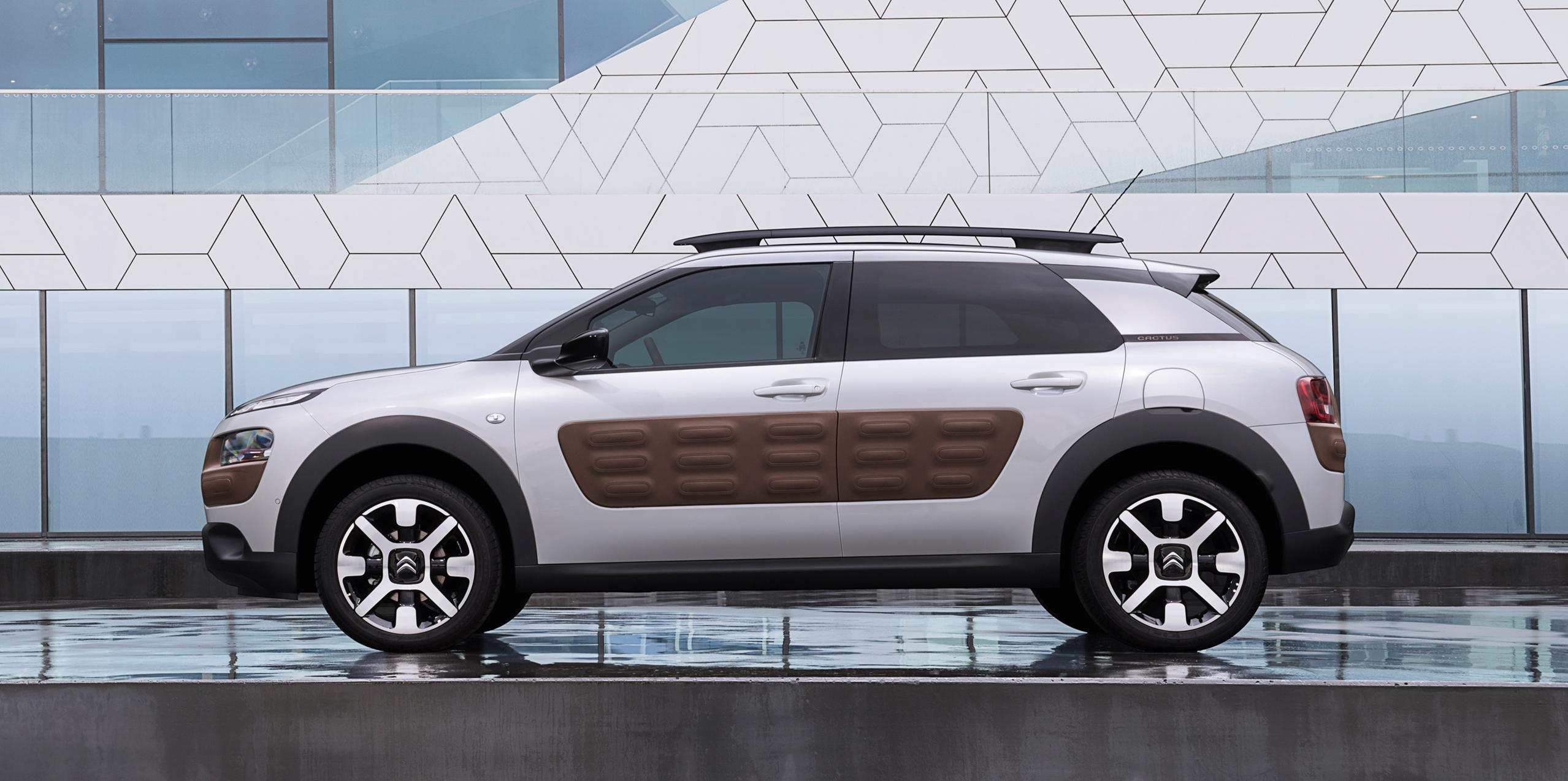Citroen C4 Cactus for £199 per Month 0% APR