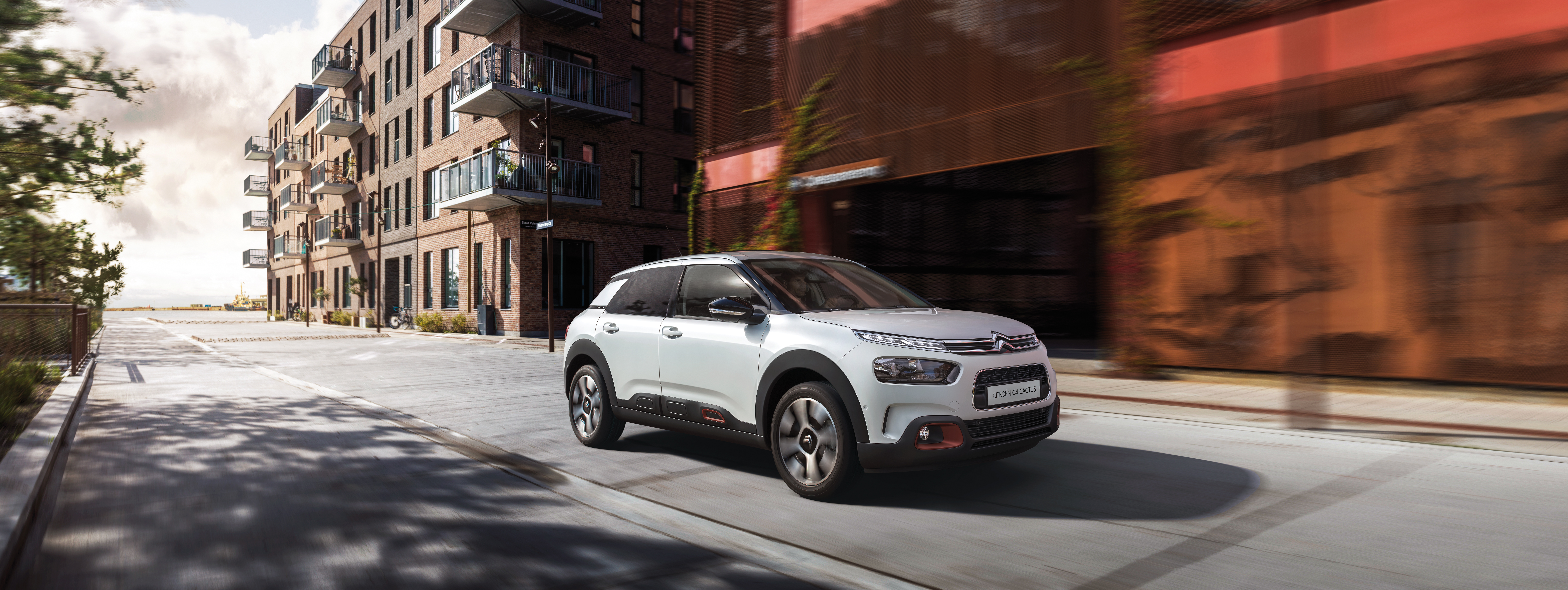 Be the First to View the New Citroen C4 Cactus