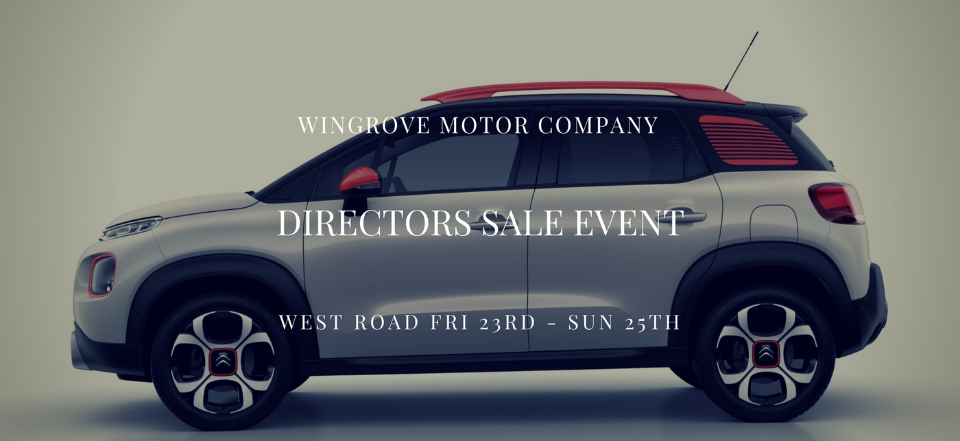 Directors Sale Event
