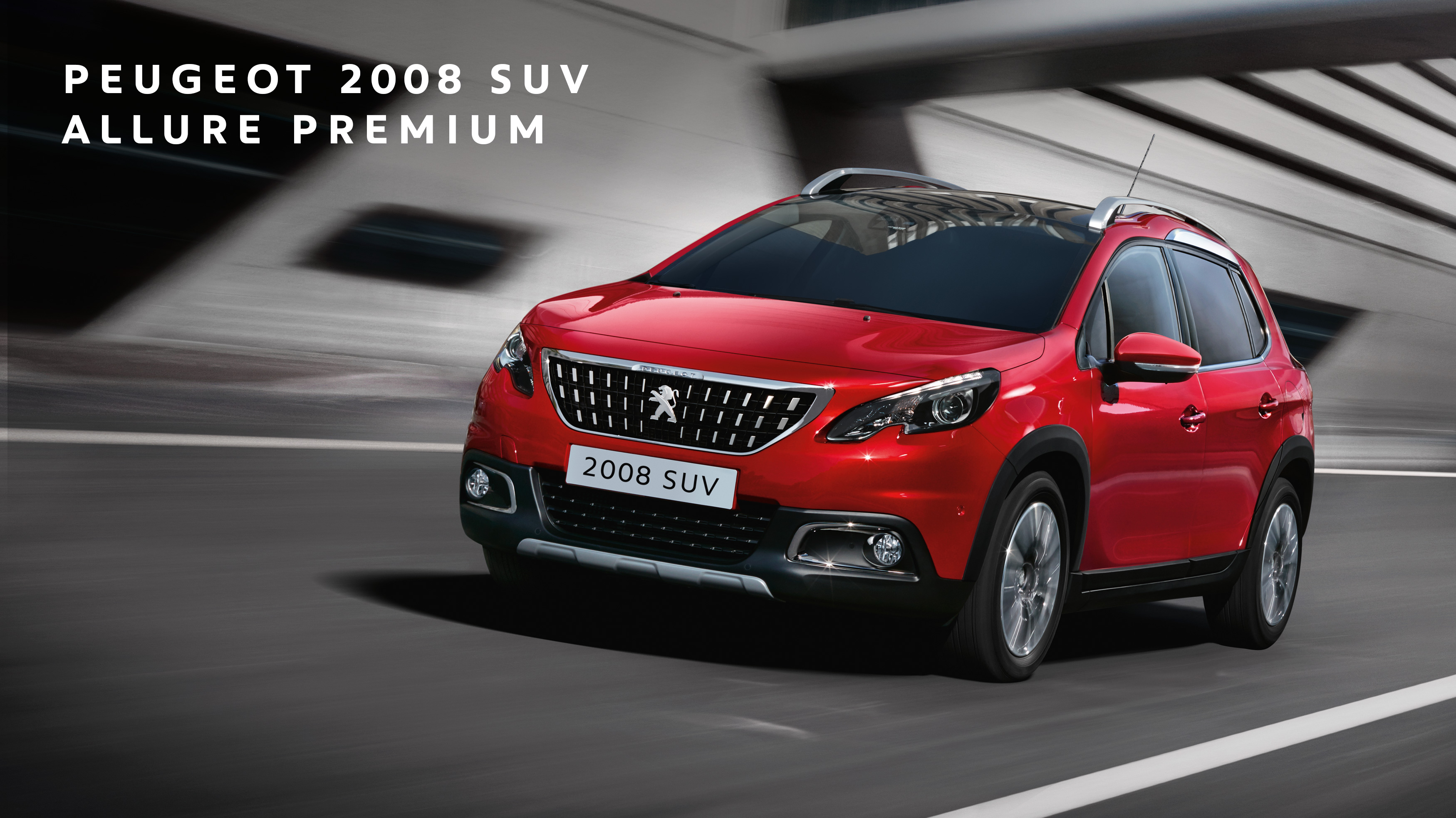New Peugeot 2008 SUV for £209 per Month