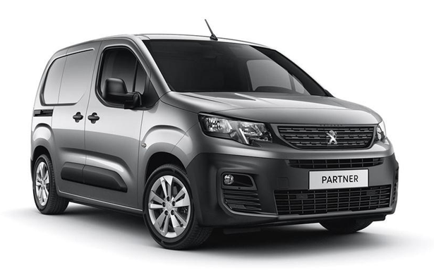 All New Peugeot Partner BHDI 75 Manual 650 Professional