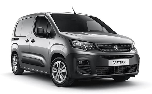 All New Peugeot Partner BHDI 100 Manual 1000 Professional