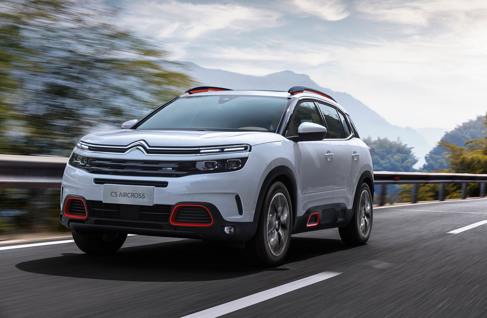 New Citroen C5 Aircross for £268 per Month