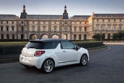 DS 3 Connected Chic £289 per Month