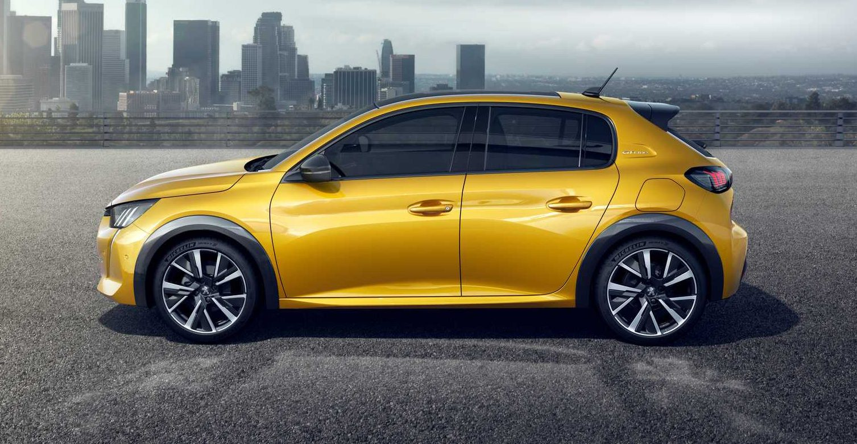 All New Peugeot 208