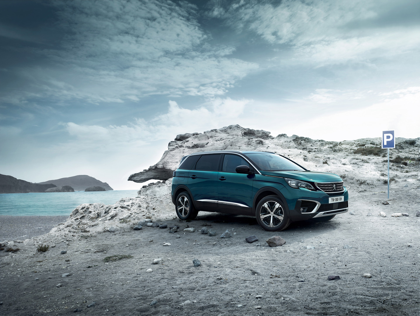 New Peugeot 5008 SUV for £290 per Month