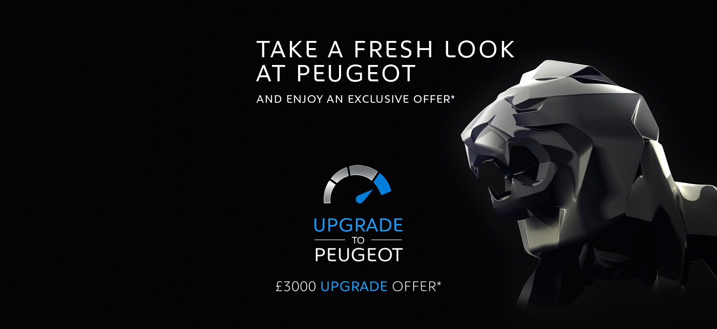 Upgrade to Peugeot
