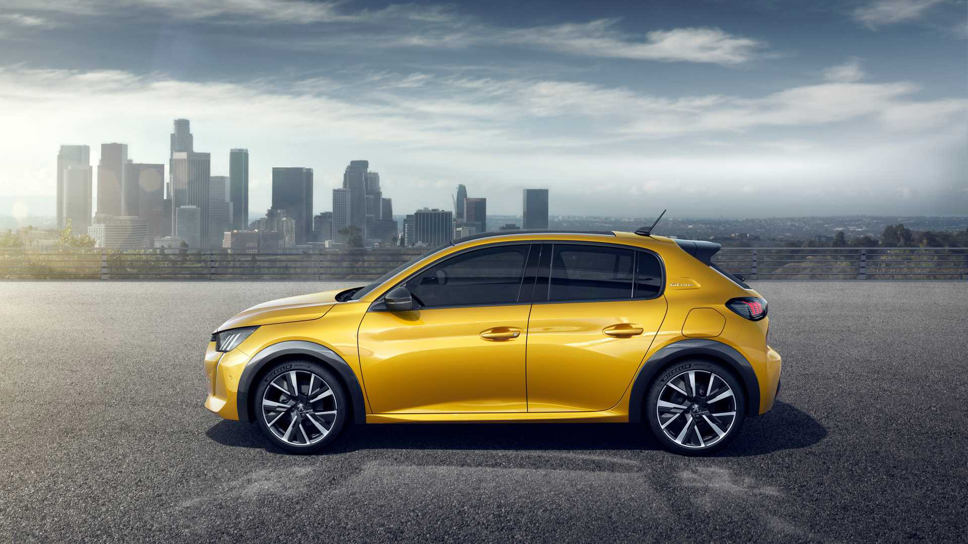 All New Peugeot 208 for £229 per Month