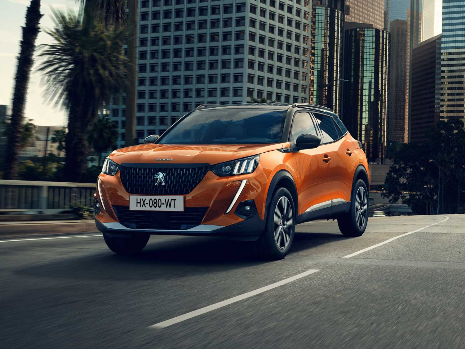 All New Peugeot 2008 for £269 per Month