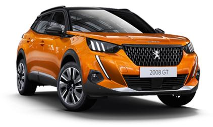 All New Peugeot 2008 SUV
