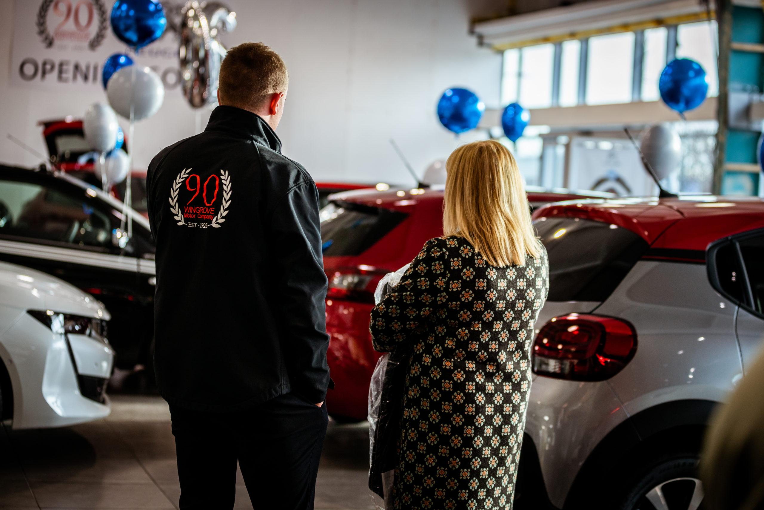 Car Sales Executive – Ashington