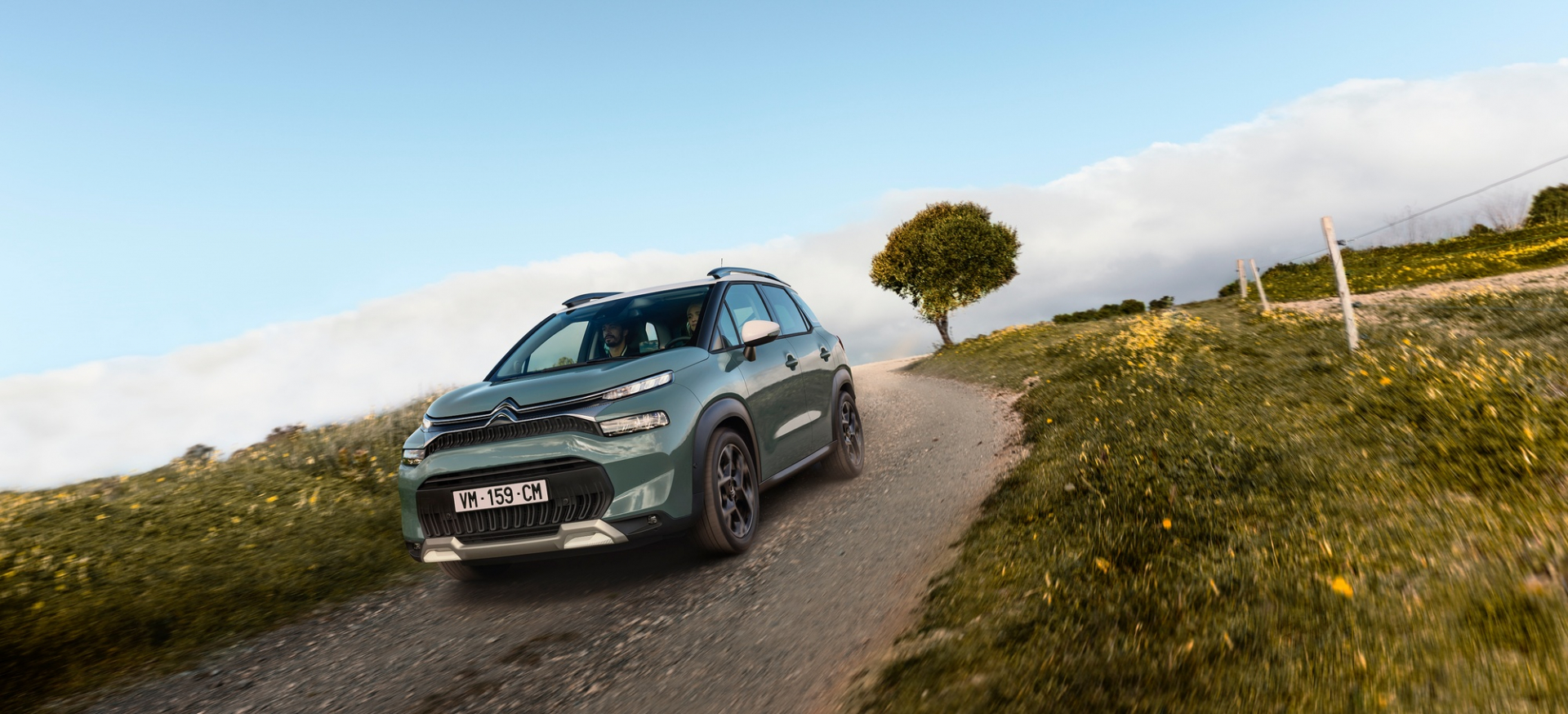 New Citroen C3 Aircross 1.2 From Only £285 Per Month