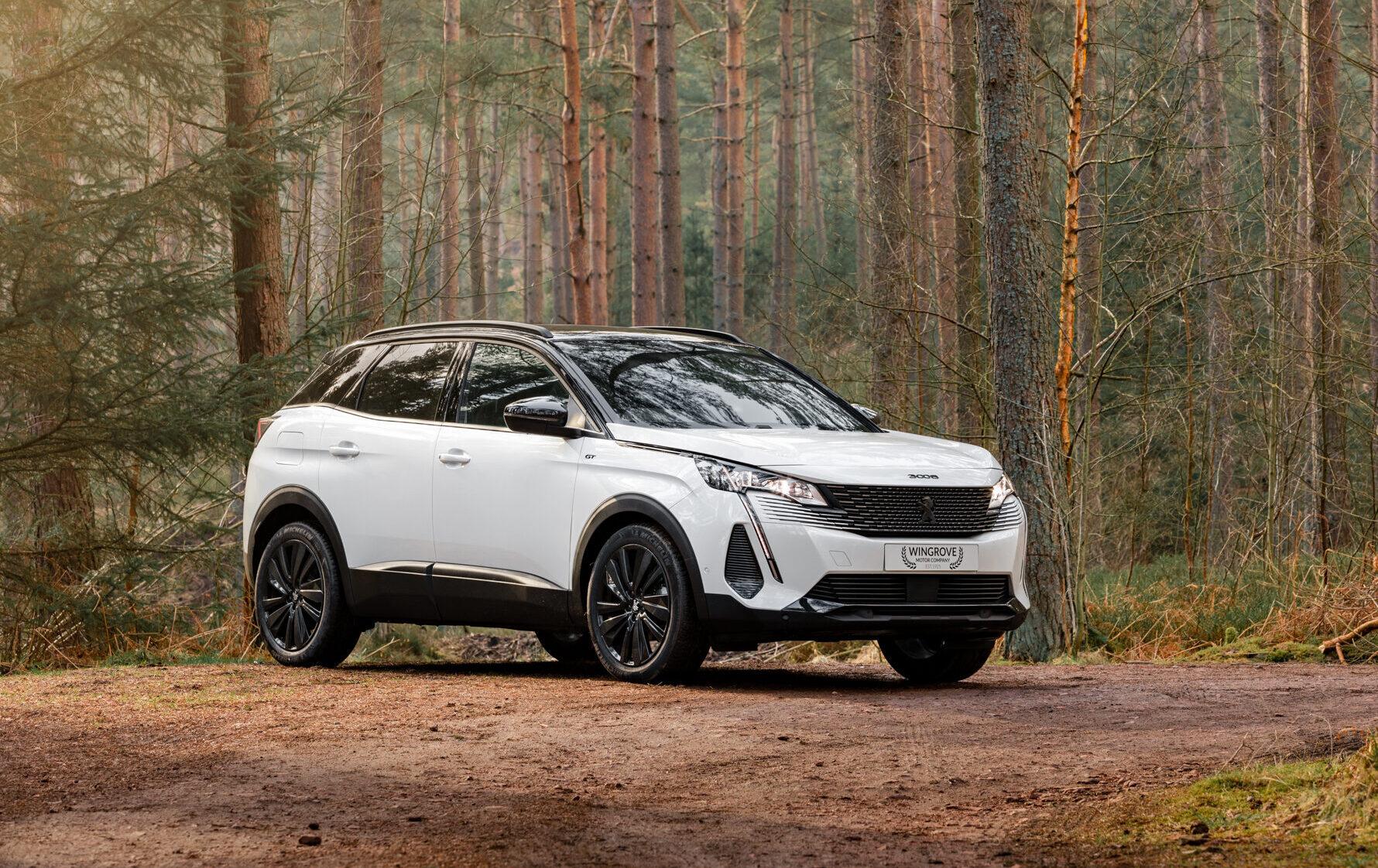 New Peugeot 3008 £24,995